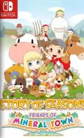 Story of Seasons: Friends on Mineral Town portada