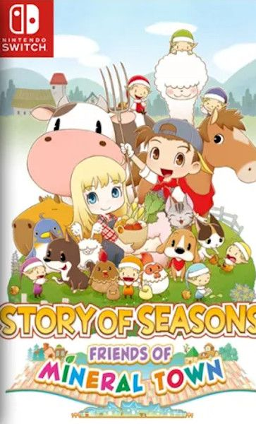Story of Seasons: Friends on Mineral Town