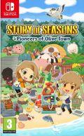 Story of Seasons: Pioneers of Olive Town portada
