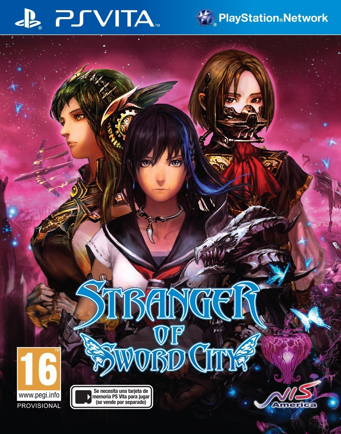 Stranger of Sword City: Black Palace