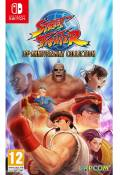 Danos tu opinión sobre Street Fighter 30th Anniversary Collection