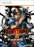 Street Fighter III - 3rd Strike Online Edition PS3
