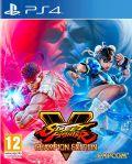 portada Street Fighter V: Champion Edition PlayStation 4