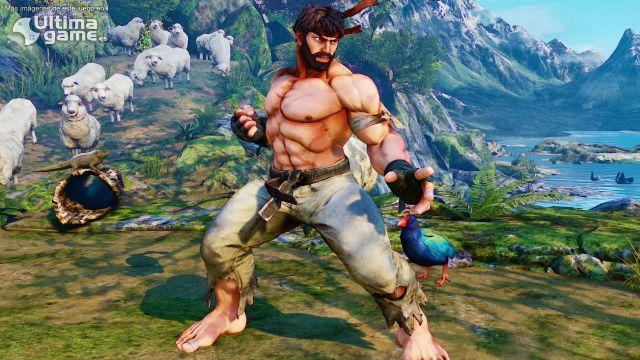 Ryu, de Street Fighter imagen 6