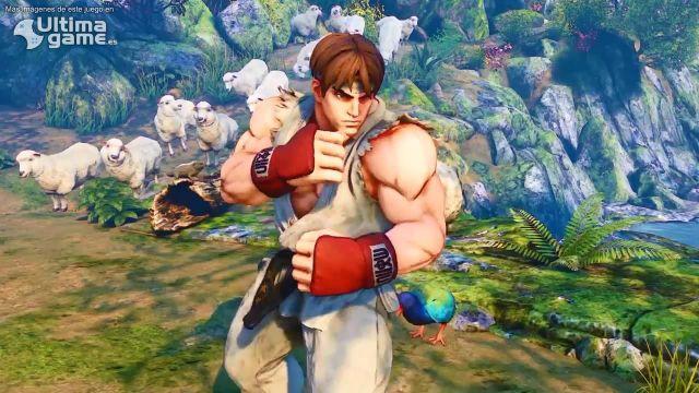 Ryu, de Street Fighter imagen 3