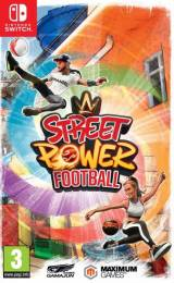 Street Power Football SWITCH