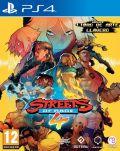 portada Streets of Rage 4 PlayStation 4
