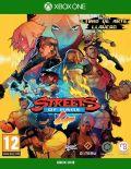portada Streets of Rage 4 Xbox One