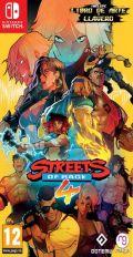 portada Streets of Rage 4 Nintendo Switch