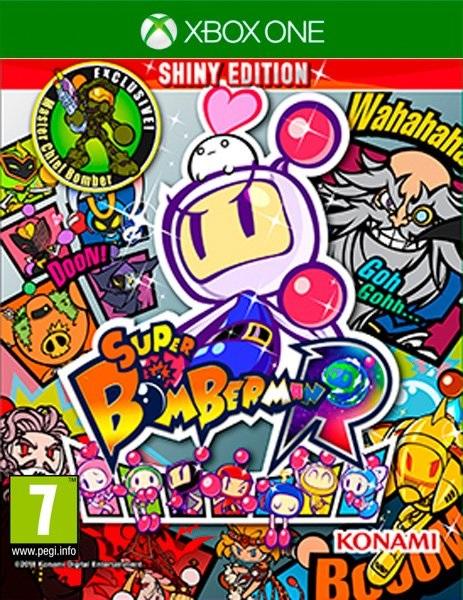 Resultado de imagen de portada Super Bomberman R xbox one