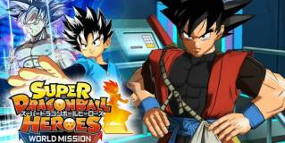 Análisis de Super Dragon Ball Heroes: World Mission