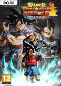 Super Dragon Ball Heroes: World Mission portada