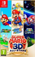 Lanzamiento Super Mario 3D All-Stars