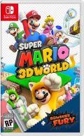 portada Super Mario 3D World  Nintendo Switch