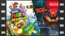 vídeos de Super Mario 3D World