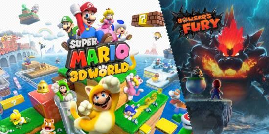 Análisis de Super Mario 3D World