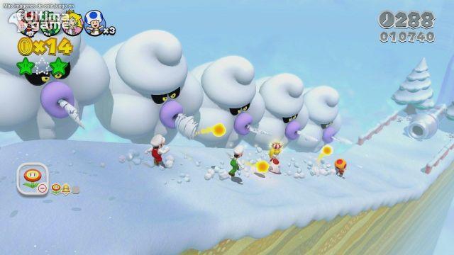 Los niveles más duros de Super Mario 3D World, en un nuevo tráiler