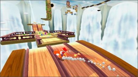 Super Mario Galaxy 2 - Un gigantesco enemigo, todos los movimientos de Mario... ¡¡Y un nuevo disfraz!!