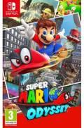 Danos tu opinión sobre Super Mario Odyssey