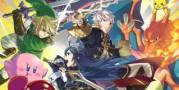 Los héroes de Fire Emblem toman Super Smash Bros