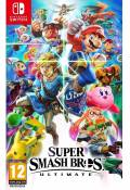 Danos tu opinión sobre Super Smash Bros. Ultimate