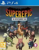 SUPEREPIC: The entertainment War PS4