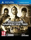 Supremacy MMA Unrestricted PS VITA