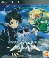 Sword Art Online: Lost Song PS3