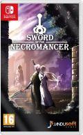 portada Sword of the Necromancer Nintendo Switch