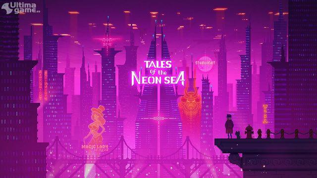 Una aventura cyberpunk diferente, en 2D y con estilo retro pixelart