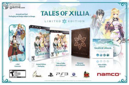 Los trajes especiales DLC de Tales of Xillia, al descubierto en un nuevo vídeo