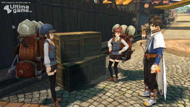 Bandai Namco nos muestra Tales of Zestiria en PS4, a 1080P y 30FPS