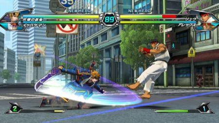 Tatsunoko Vs. Capcom - Descubre los golpes más potentes con 2 espectaculares vídeos