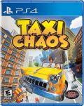 Taxi Chaos portada