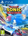 Lanzamiento Team Sonic Racing