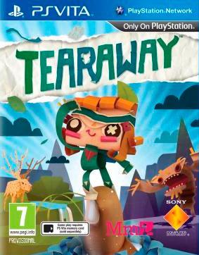 Portada de Tearaway