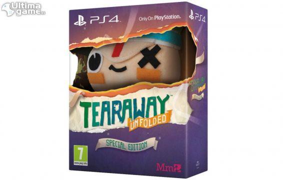 Las claves de Tearaway Unfolded, en su tráiler de lanzamiento
