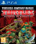 Teenage Mutant Ninja Turtles: Mutantes en Manhattan PS4
