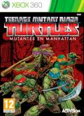 Teenage Mutant Ninja Turtles: Mutantes en Manhattan XBOX 360