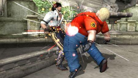 Tekken 6 PSP - Trailer de lanzamiento