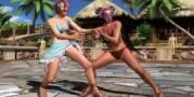 Las chicas nos alegran el verano con una colección de bikinis, un nuevo DLC gratuito