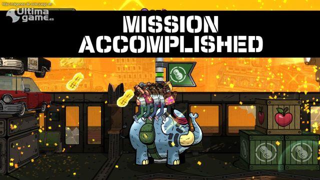 Gigantescos jefes se enfrentarán a Tembo the Badass Elephant