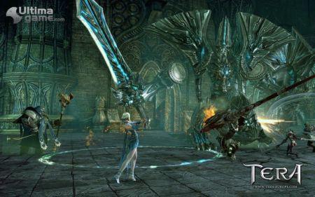 El MMORPG en modalidad de free-to-play TERA llega también a las consolas