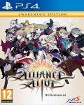 The Alliance Alive portada