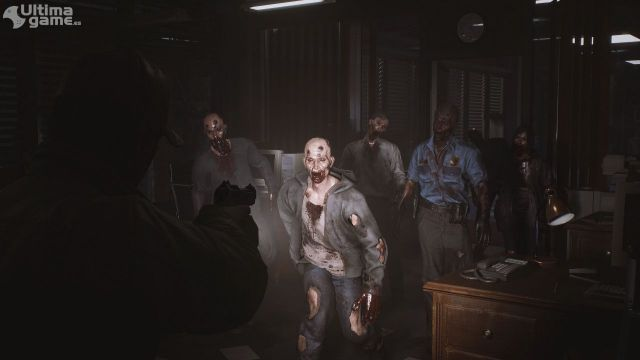 Trece minutos de gameplay con zombis, infiltración y exploración