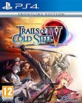 portada The Legend of Heroes: Trails of Cold Steel IV PlayStation 4