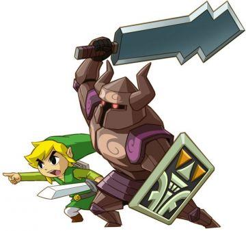 El personaje de la semana - La princesa Zelda (Spirit Tracks) imagen 3