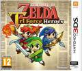 The Legend of Zelda: Tri Force Heroes 3DS
