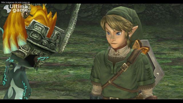 Nintendo rediseña el traje Zora de Link