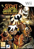 The Secret Saturdays : Beasts of the 5th Sun WII